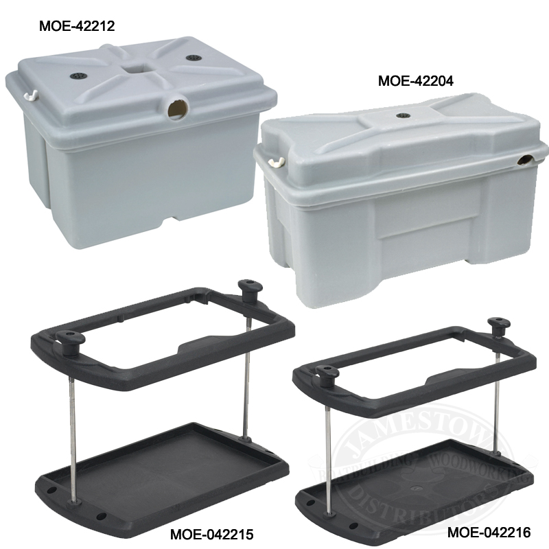 Moeller Heavy Duty Battery Boxes & Trays