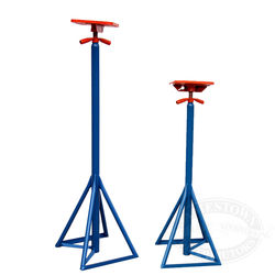 Brownell Galvanized Powerboat Stands