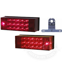 Anderson Marine Piranha Series LED Trailer Light Kit
