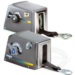 TW Series Electric Winches for boat trailers and horizontal pulling