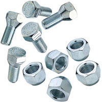 Replacement Trailer Wheel Lug Nuts and Bolts