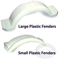 Plastic Boat Trailer Fenders