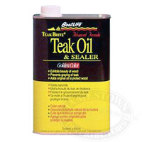 BoatLIFE Teak Brite Teak Oil & Sealer