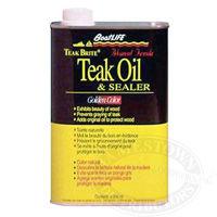 BoatLIFE Teak Brite Hi-Tech Teak Oil Sealer
