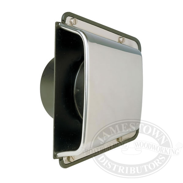 Vetus Scirocco Stainless Steel Shell Vent
