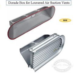 Vetus Dorade Box For Louvered Air Vents