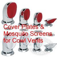 Vetus Mosquito Screens and Covers for Cowl Vents