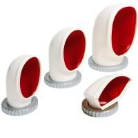 Vetus Flexible PVC Cowl Vents