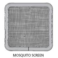 hatch mosquito screens