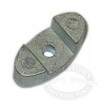 Vetus Zinc Anode BP129 for 23A / 50 / 80 Thrusters
