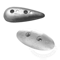 Martyr Pleasurecraft Zinc Hull Anodes