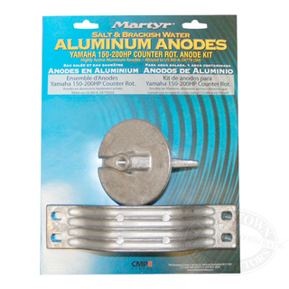 Martyr Yamaha Aluminum Anode Kits