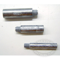 Camp Zinc Anode Pencils - No Cap